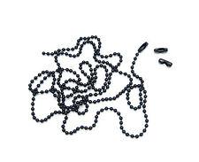 Black Dog Tag Chains, Necklaces & Pendants for Men