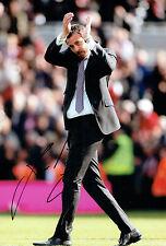 Slavisa JOKANOVIC Signed Autograph Football Fulham Manager Photo 2 AFTAL COA