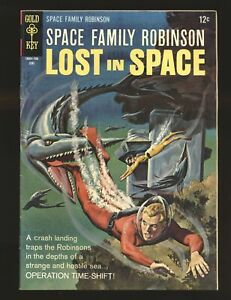 Space Family Robinson Lost In Space # 22 VG/Fine Cond.