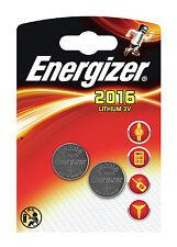 Energizer 3 V CR2016 Single Use Batteries