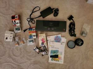 Canon Portable Color Inkjet Printer BJC-50 bundled with cartridge and scanner