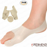 PEDIMEND Bunion Protective Sleeves (1PAIR) - Ultra Thin Hallux Valgus Corrector