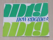CITROEN ID 19 Car Sales Brochure 1966-67