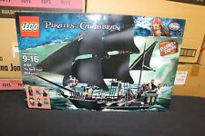 NEW Sealed Box! LEGO 4184 POTC Black Pearl Pirates of the Caribbean FREE Mail!