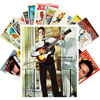 Postcards Pack [24 cards] Elvis Presley Rock n Roll Music Posters Vintage CC1231