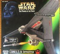 Star Wars T-16 Skyhopper Vehicle Power of the Force