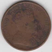 1904 Straits Settlements One Cent***Collectors***