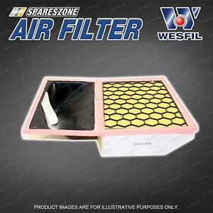 Wesfil Panel Air Filter for Iveco Daily 35S17 45C17 50C17 4Cyl 3.0L TD