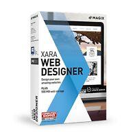 MAGIX Xara Web Designer PC Software (Download)