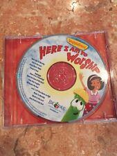 VeggieTales : Here I Am to Worship CD