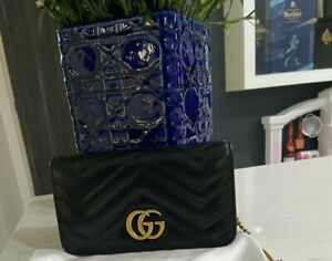 Gucci GG Marmont mini quilted shoulder bag crossover