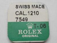 ORIGINAL ROLEX CAL. 1210 WINDING STEM NEW WATCH PART 7549 SEALED ONE
