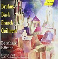 Cesar Franck - Organ Works (Romer) [CD]