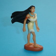 FIGURINE COLLECTION POCAHONTAS 2 13/16in DISNEY 1995 NEW BLISTER PACK