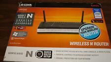 D-Link DIR-615 Wireless-N 300 Router 300Mbps 4-PORT DIR-615 WIRELESS ROUTER