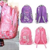 Large Capacity Kids Backpack Primary School Bag Student Girl Satchel Rucksack