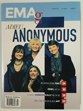 EMAG Adieu Anonymous Early Music America Rebel at 25 Win 2015 FREE SHIPPING JB