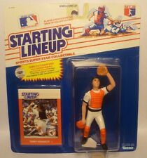 1988  TERRY KENNEDY - Starting Lineup - SLU - Sports Figurine -BALTIMORE ORIOLES