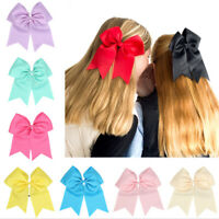 Big Bowknot Hair Rope Band Ribbon Hair Bow Elastic Hairband Girl Tie Accessories