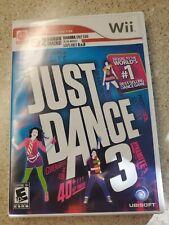 Just Dance 3 (Nintendo Wii, 2011)