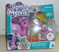 My Little Pony Twilight Sparkle & Spike the Dragon  [tub 22]