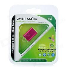 Siyoteam USB Hi-speed card reader 480MBPS