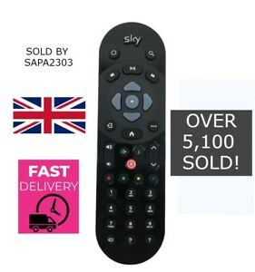 SKY Q REMOTE REPLACEMENT INFRARED TV UK SELLER FAST&FREE
