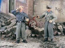 "Verlinden 1/35 ""War Souvenirs"" German Soldiers Eastern Front WWII (2 Figs.) 2279"