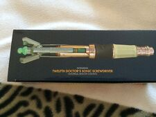 Doctor who,12th doctor sonic screwdriver  Tv  remote control