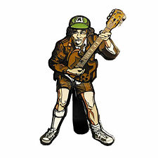 AC/DC Pre-Order: 2017 FiGPiN High Voltage Angus Young Enamel Figure Pin