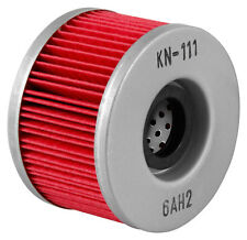 K&N KN POWERSPORTS MOTORCYCLE OIL FILTER FOR HONDA KN-111