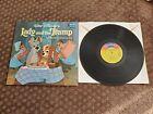 Disney - Lady and the Tramp (1964) Vinyl LP • Peggy Lee Soundtrack Record Album photo