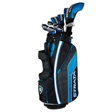 Callaway 2019 Strata Ultimate Men's 16-Piece Complete Golf Set - Right Hand