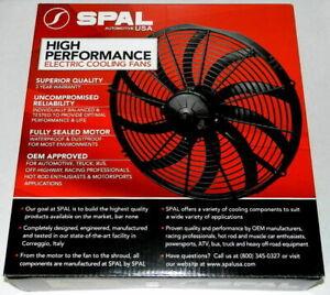 "Spal 30101522 Puller Fan 12"" Medium Profile; For Use W/ 25Amp BEST OFFER!!"