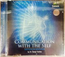 Communication With The Self By Dr. Balaji Tambe - 2016 Audio CD