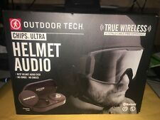 Outdoor Tech Ultra Wireless Audio Chips Black