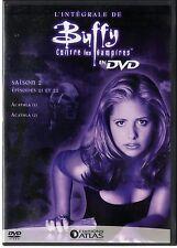 BUFFY Saison 2  Episodes 21-22 Edition atlas DVD 9