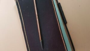 Antique Diary Marcus Ward 1878 Victorian Blank