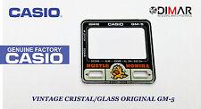 VINTAGE GLASS CASIO GM-5 NOS