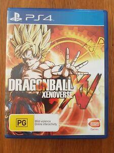 Dragonball Xenoverse XV PS4 Sony Playstation 4 Free Postage