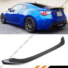 FOR 2013-18 SUBARU BRZ SCION FR-S 86 ST CARBON FIBER DUCKBILL TRUNK SPOILER WING