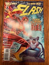 Flash #5 The New 52