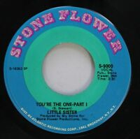 Hear! Northern Soul 45 Little Sister - You'Re The One / Same On Stone Flower