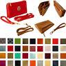 Ladies Womens Designer Style Purse Wallet Card Holder Large Long Wristlet Strap