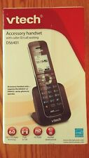 VTech DS6401 Accessory Handset with Cord and Battery, Cordless Phone Bluetooth