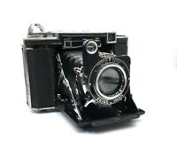 [EXC4] ZEISS IKON  SUPER SIX 530/16 6X6 Vintage Folding Camera Made in Germany