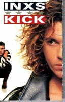 INXS Kick 1987 Cassette Tape Album Pop Dance Rock 80s 90s I Need You Tonight