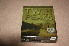 Twin Peaks - The Definitive Gold Box Edition (DVD, 2017) *Brand New Sealed*