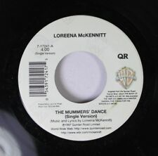 Rock 45 Loreena Mckennit - The Mummers Dance / The Mystics Dream On Warner Broth