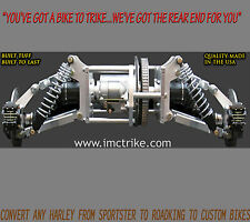 Independent Suspension Trike Conversion Kit for Harley's & All Other Bikes